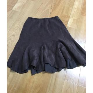 プライドグライド(prideglide)の膝下スカート(ひざ丈スカート)