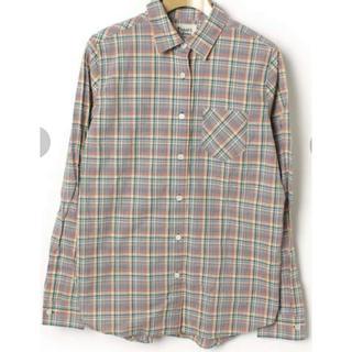 フリークスストア(FREAK'S STORE)のイエロー×グリーン×レッド♪チェックシャツ(シャツ/ブラウス(長袖/七分))
