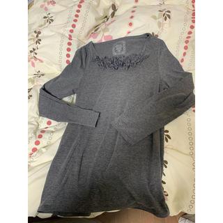 イッカ(ikka)のIKKAロングTシャツ(Tシャツ(長袖/七分))