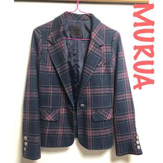 ムルーア(MURUA)の値下げ❗️MURUA ☆ジャケット(テーラードジャケット)