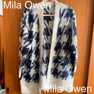 ミラオーウェン(Mila Owen)のMila Owen 美品⭐︎アウター(ロングコート)