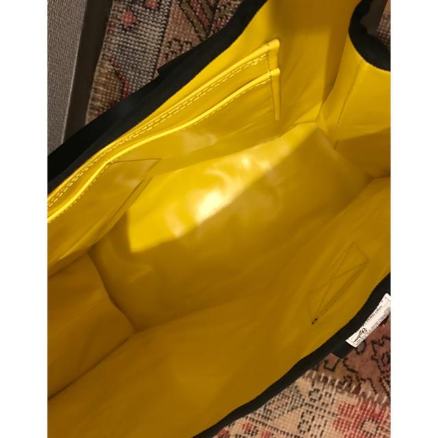 BEDWIN(ベドウィン)のBEDWIN トートバッグ グレー メンズのバッグ(トートバッグ)の商品写真