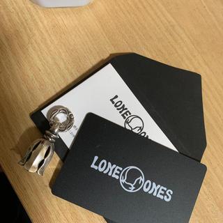 ロンワンズ(LONE ONES)のロンワンズ シルクベル ペンダントトップ Mサイズ(ネックレス)