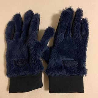 ザノースフェイス(THE NORTH FACE)のワンシーズン使用(手袋)