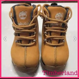 ティンバーランド(Timberland)のTimberland ベビー靴 キッズ靴(スニーカー)