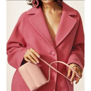ミラオーウェン(Mila Owen)のミラオーウェン  チェスターコート 大人気カラー ピンク 7号(チェスターコート)