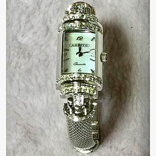 アビステ(ABISTE)のABISTE アビステ シルバー ベルトウォッチ(腕時計)