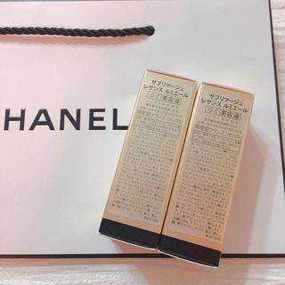 CHANEL - CHANELサブリマージュレサンスルミエール