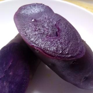 パープルスイートロード(紫芋)5kg[農薬・化学肥料不使用](野菜)