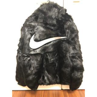 アンブッシュ(AMBUSH)のkasm様専用 NIKE AMBUSH fur jacket ファージャケット (ブルゾン)