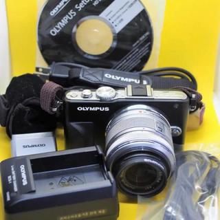 オリンパス(OLYMPUS)のオリンパス OLYMPUS E-PL3(デジタル一眼)