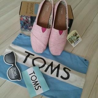 トムズ(TOMS)のTOMS*キャンバスシューズ(スニーカー)