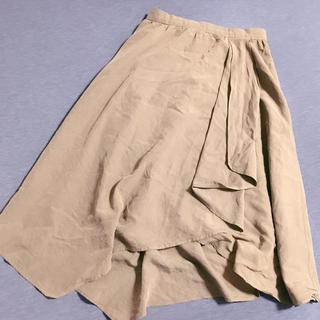 WILLSELECTION - WILLSELECTION ウィルセレクション 膝下丈スカート