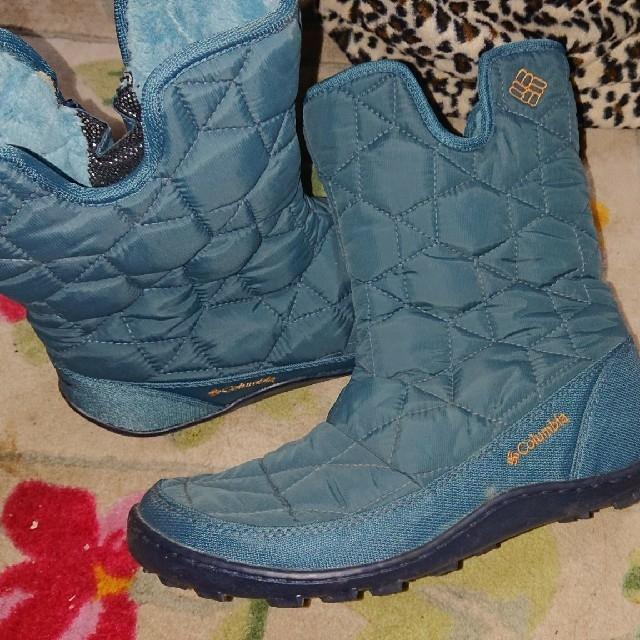 Columbia(コロンビア)のCOLUMBIAスノーブーツ専用 レディースの靴/シューズ(ブーツ)の商品写真