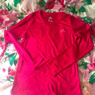 アディダス(adidas)のadidas スポーツドライTシャツ(Tシャツ(長袖/七分))