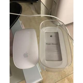 マック(Mac (Apple))のAPPLE MAGICMOUSE MB829J/A(PC周辺機器)