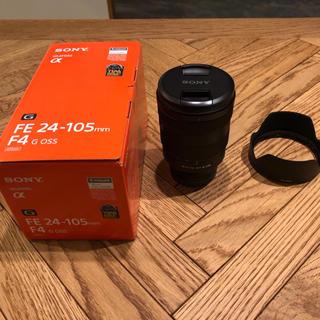 ソニー(SONY)のSONY ソニー FE24-105mm F4 G OSS SEL24105G(レンズ(ズーム))