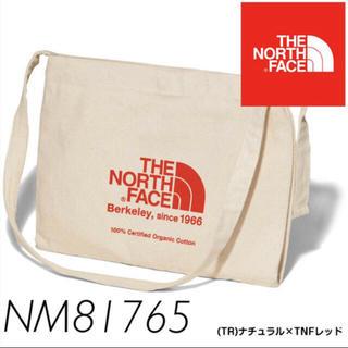 ザノースフェイス(THE NORTH FACE)のノースフェイス ミゼットバッグ NM81765 レッド(ショルダーバッグ)