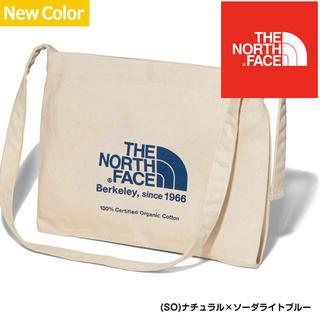 ザノースフェイス(THE NORTH FACE)のノースフェイス ミゼットバッグ NM81765 ソーダライトブルー(ショルダーバッグ)