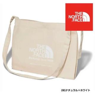 ザノースフェイス(THE NORTH FACE)のノースフェイス ミゼットバッグ NM81765 ホワイト(ショルダーバッグ)