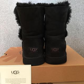 アグ(UGG)のUGG ベイリーボタンブーツ(ブーツ)