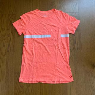 ☆オレンジ色Tシャツ☆サイズS☆(Tシャツ/カットソー(半袖/袖なし))
