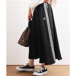 adidas - 新品★アディダス★スカート★ブラック★S