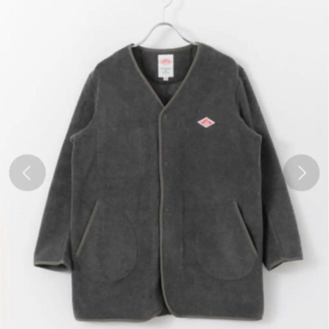 DANTON(ダントン)のDANTON ダントン フリースコート レディースのジャケット/アウター(その他)の商品写真