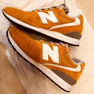 New Balance - ニューバランス996 オレンジ 23.5cm