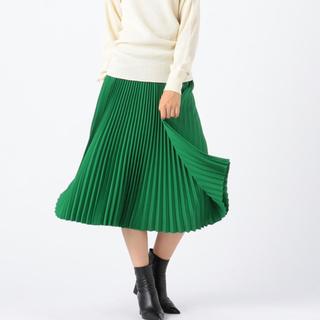 ハイク(HYKE)のHYKE スカート 完売 2019(ロングスカート)