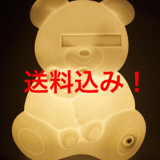 アンダーカバー(UNDERCOVER)のUNDERCOVER BEAR FLOOR LAMP ランプ(その他)