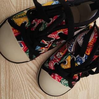 コンバース(CONVERSE)のコンバース 12cm スニーカー ベビー靴(スニーカー)