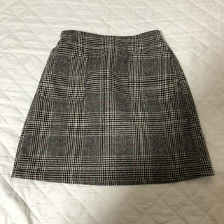ページボーイ(PAGEBOY)のPAGEBOY 台形スカート(ひざ丈スカート)