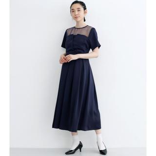 メルロー(merlot)のビスチェ風ワンピース(その他ドレス)