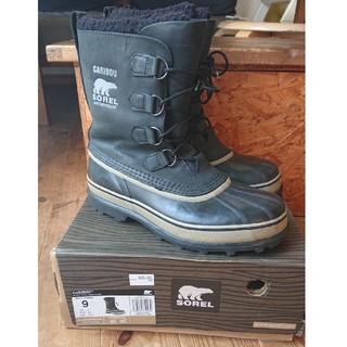 ソレル(SOREL)のソレル カリブー SOREL CARIBOU Black 27cm(ブーツ)