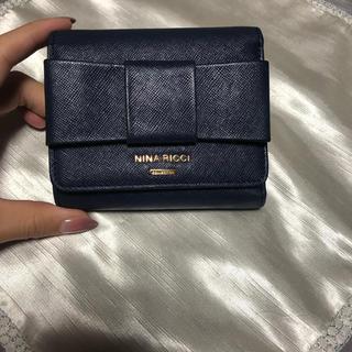 NINA RICCI - ニナリッチ三つ折り財布