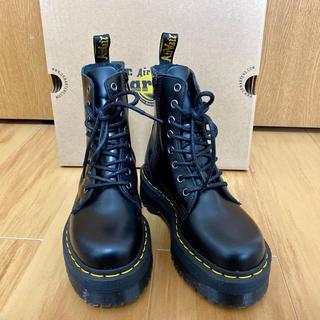 ドクターマーチン(Dr.Martens)のドクターマーチン JADON BEX 8 EYE BOOT BLACK 22cm(ブーツ)