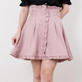 ROJITA - ROJITA スカート フリル ピンク