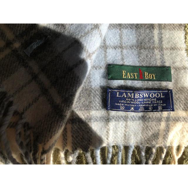 EASTBOY(イーストボーイ)のイーストボーイ マフラー レディースのファッション小物(マフラー/ショール)の商品写真