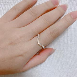 アガット(agete)のagete  シルバーリング(リング(指輪))