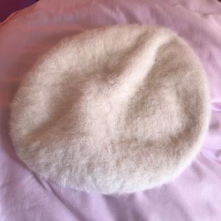 WEGO - ファー ベレー帽