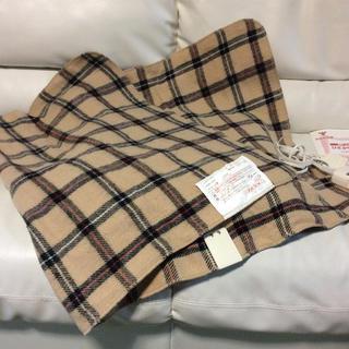 ヤマゼン(山善)のひざかけ毛布  YHK-550(電気毛布)