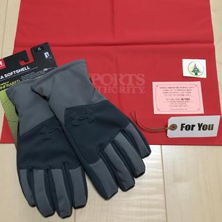 アンダーアーマー(UNDER ARMOUR)のクリスマスラッピング アンダーアーマー  手袋 サイズ交換(手袋)