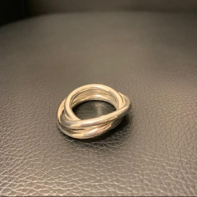 Gucci(グッチ)のasami fujikawa風 リング アサミ フジカワ 約18号 メンズのアクセサリー(リング(指輪))の商品写真