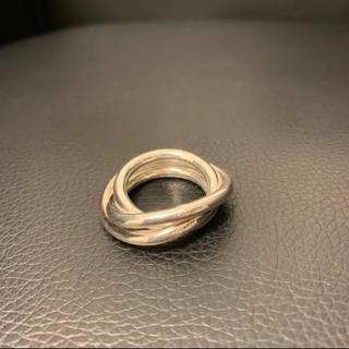 グッチ(Gucci)のasami fujikawa風 リング アサミ フジカワ 約18号(リング(指輪))