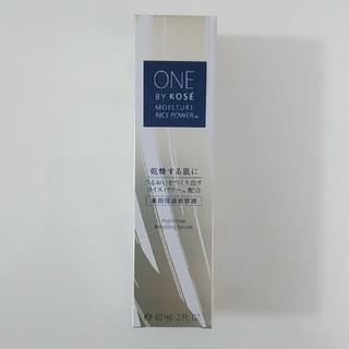 KOSE - ONE BY KOSE 薬用保湿美容液60ml