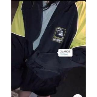 エクストララージ(XLARGE)のエクストララージ ナイロンジャケット 黄色 ゴリラOG Lサイズ(ナイロンジャケット)