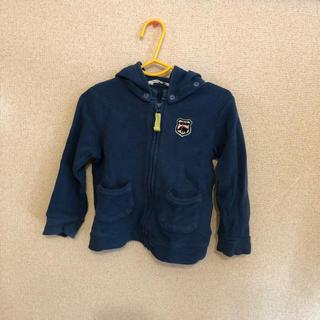アカチャンホンポ(アカチャンホンポ)のパーカー 藍色 サイズ90(ジャケット/上着)
