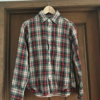 ブルーナボイン(BRUNABOINNE)のBRUNA BOINNE チェック フランクシャツ ネルシャツ vintage(シャツ/ブラウス(長袖/七分))