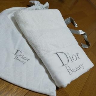 ディオール(Dior)のバスタオル(タオル/バス用品)